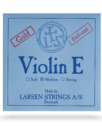 Larsen Violin Range