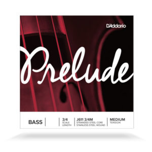 Prelude Double Bass